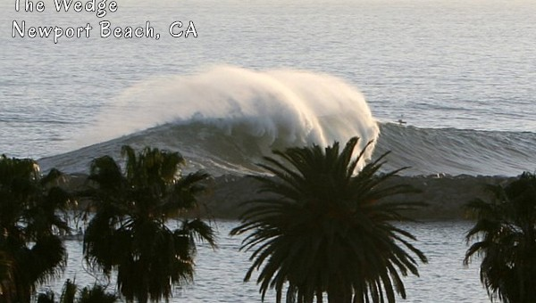 The Wedge – Newport Beach, CA