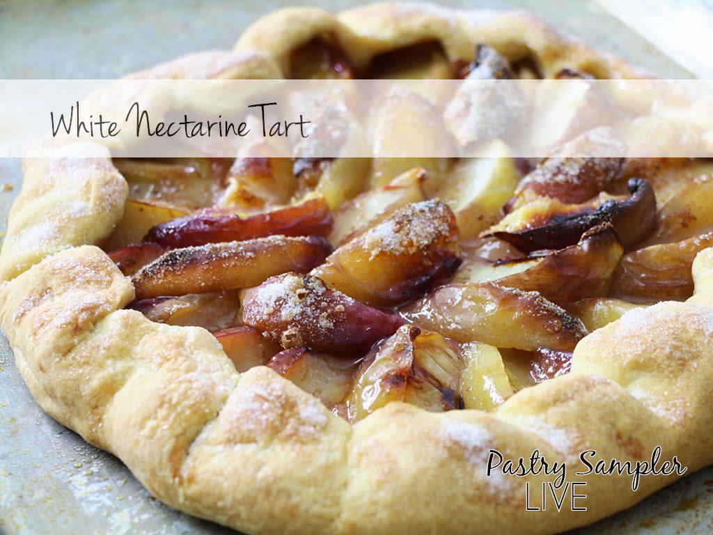 white-nectarine-tart